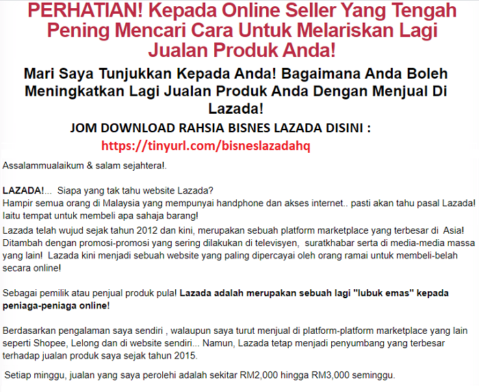 bisnes lazada, rahsia lazada, panduan lazada, download bisnes lazada, bisnes lazada pdf, download bisnes lazada pdf